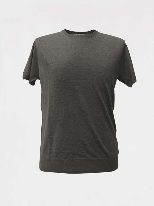 tshirt-girocollo-in-lino-army