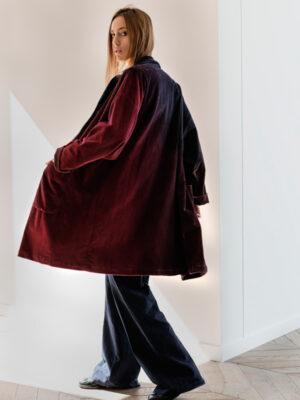 Cappotto tiedye