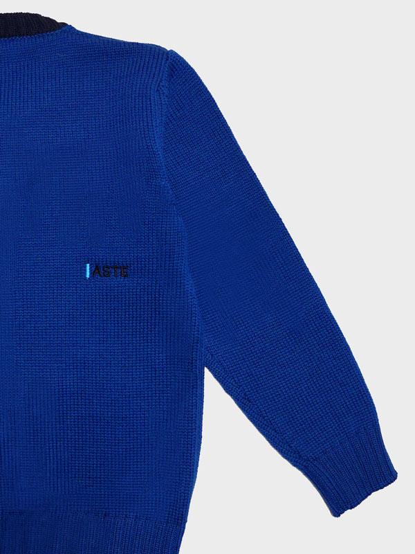 Bulldog bimbo blu dettaglio posteriore