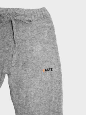 Pantalone in cashwool dettaglio