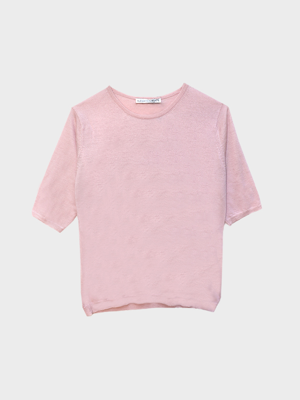 Cannes t-shirt cash rosa