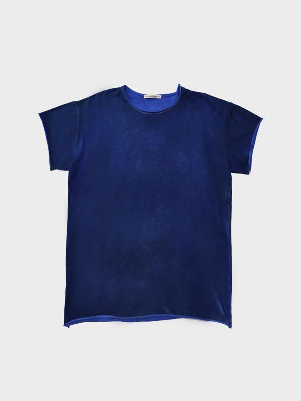 Pepper t-shirt blu