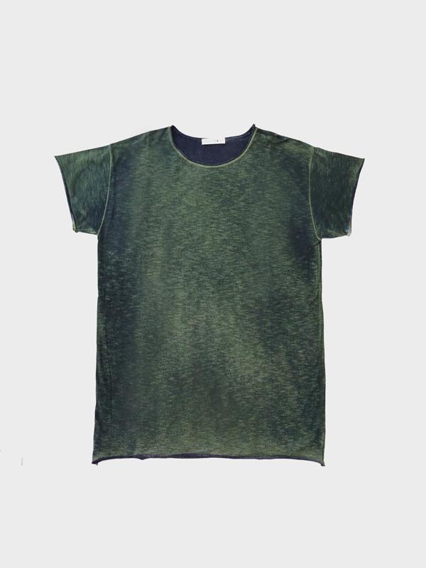 Pepper t-shirt verde